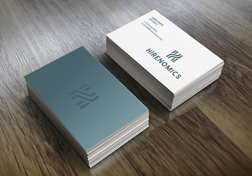 Hirenomics card