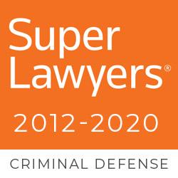 Super Lawyers - Sarah Roland - 2012-2020
