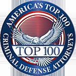 America's Top 100 Criminal Defense Lawyers
