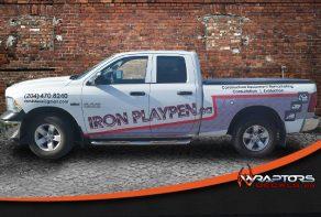 Iron Playpen