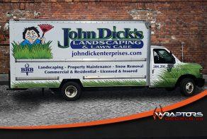 John Dick's Landscaping & Lawn Care