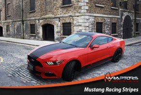 Mustang Racing Stripes