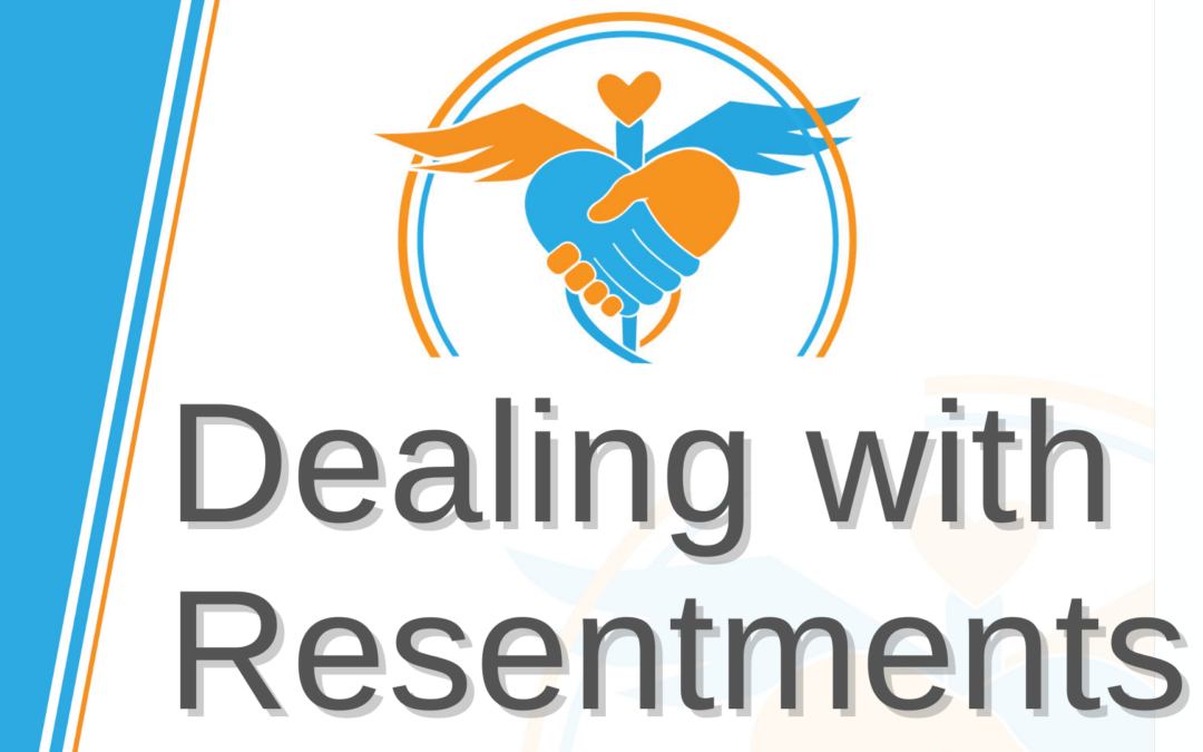 Dealing with Resentments Title Graphic