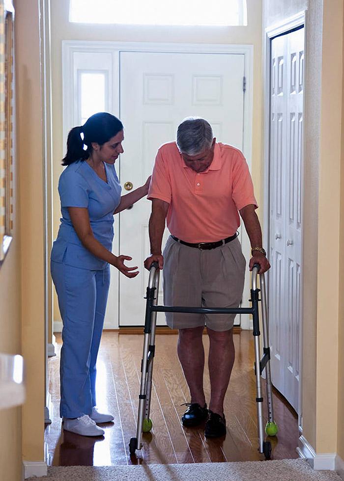 In Home Rehabilitation