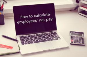 employee net pay