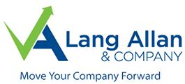 Lang Allan Company PC Logo and tagline