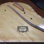 Soundboard Restoration Amadeus Piano