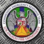 Community Emergency Response Team - Los Angeles Fire Department
