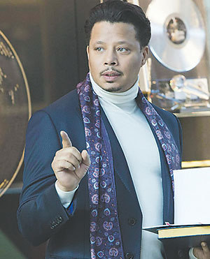 Terrence Howard says he wants to be a truthsayer on Empire.''