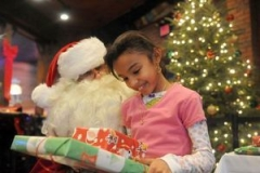 girl with gift pic - web