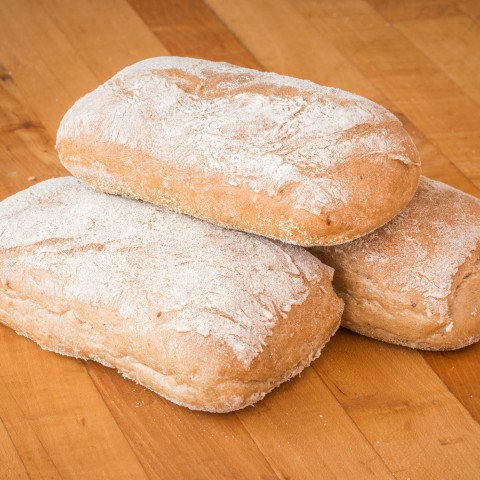 Ciabatta 4x5 wheat