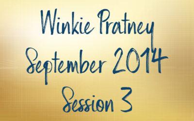 Winkie Pratney September 2014 Session 3