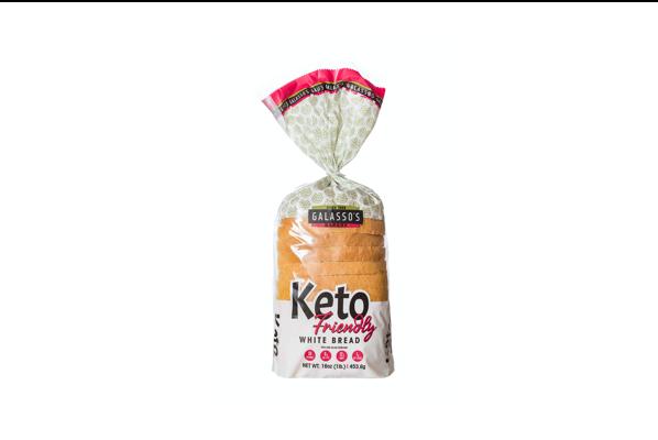 Keto-Friendly Bread