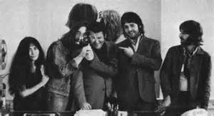 Klein's attention would turn to the Beatles. Paul McCartney's smile is strictly for show.