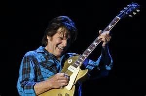 John Fogerty plays for his supper.