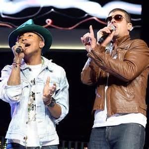 Pharrell Williams & Robin Thicke