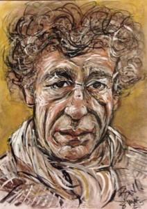 Alberto Giacometti by Pete Smith
