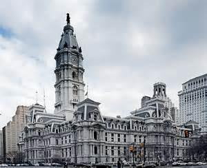 Philadelphia's stately City Hall