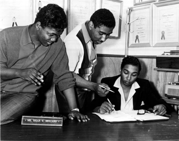 Holland-Dozier-Holland, Motown's most successful songwriting team.