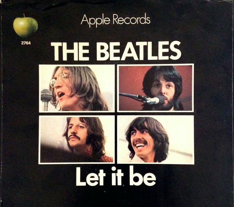 The Beatles' album Let It Be