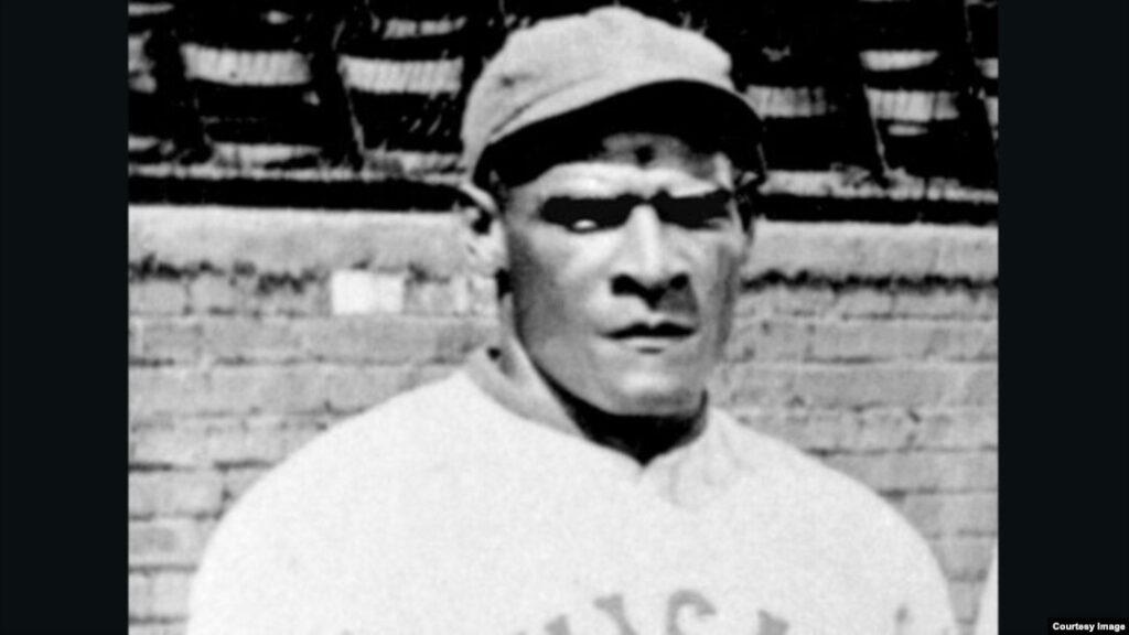 Cristobal Torriente, Cuban ballplayer starred in the Negro Leagues.