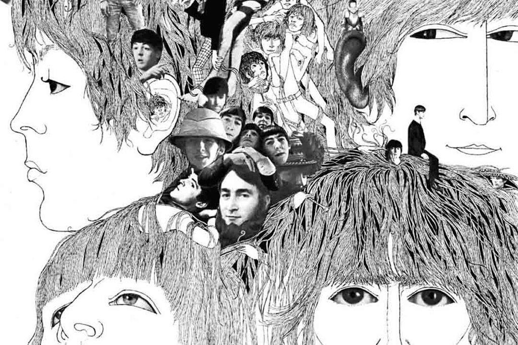 Album cover for Revolver
