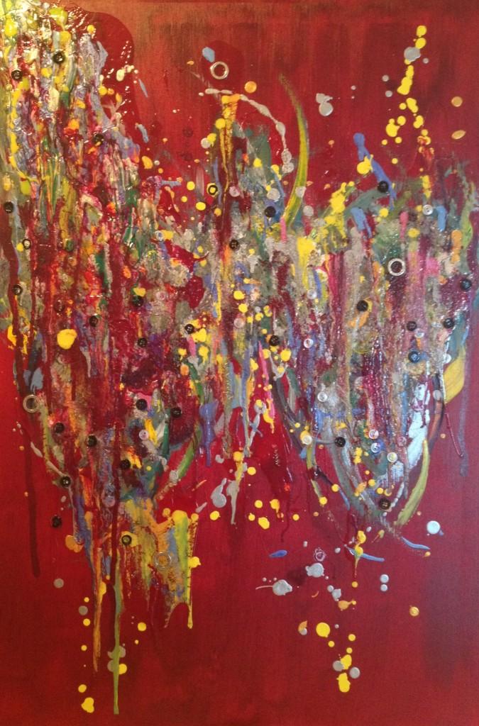 georgiasapounas_redlife_painting