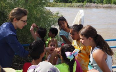 To Keep Rivers Healthy, RiversEdge West Teaches Kids How They Work