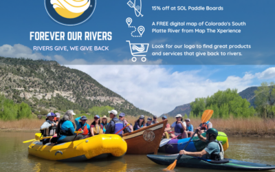 Give Back to Rivers, Get Great Gear