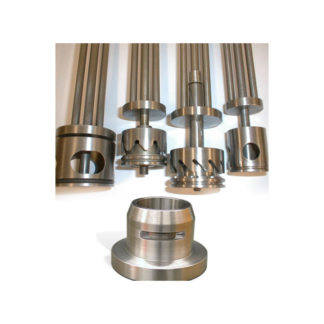 Belshaw Plungers and Cylinder for Type N and Cut-N-Fry