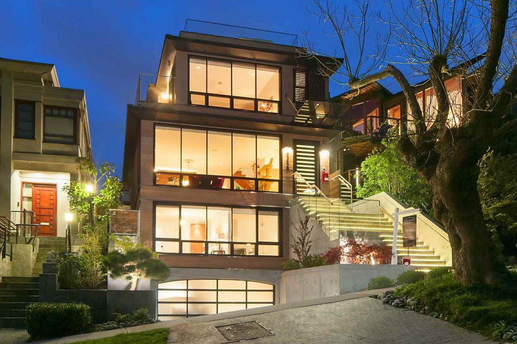 Custom Vancouver West Home