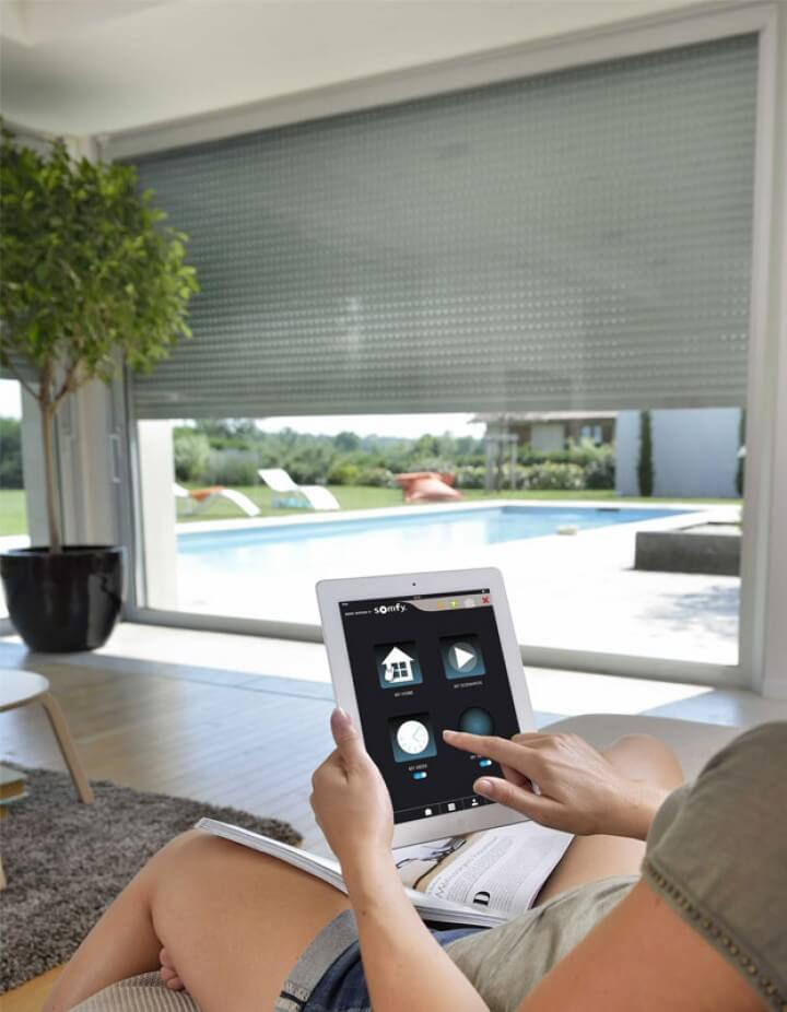 Remote Control Blinds 2