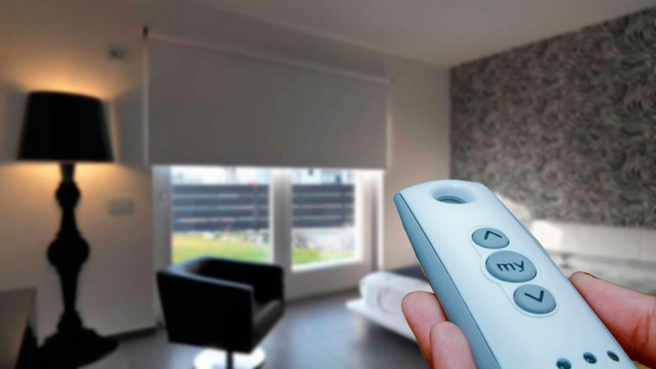 Remote Control Blinds 4