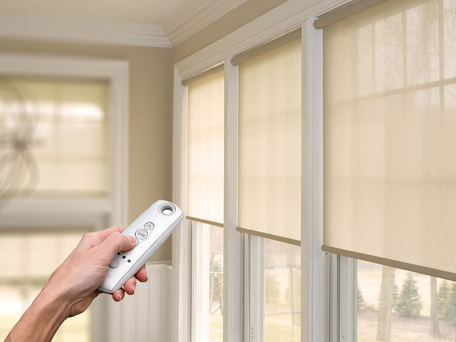 Remote Control Blinds 8