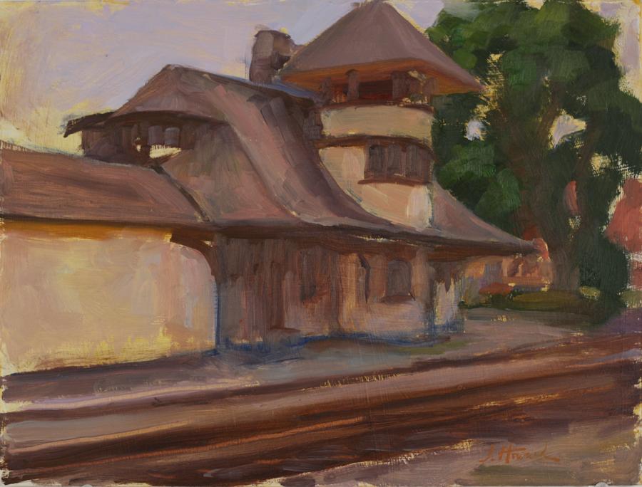 Warwick Railroad Station