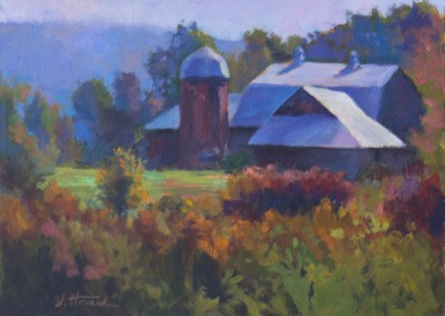 Autumn Barn on Lower WisnerSmall72