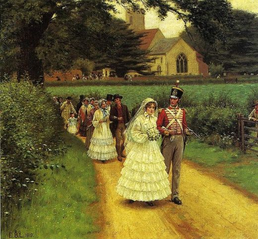 Artists and Wedding Paintings Throughout History