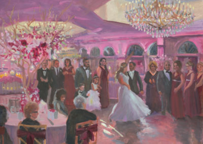 First Dance at the Surf Club, New Rochelle, NY