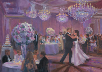 First Dance at the Rockleigh