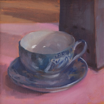 Teacup Willow Ware