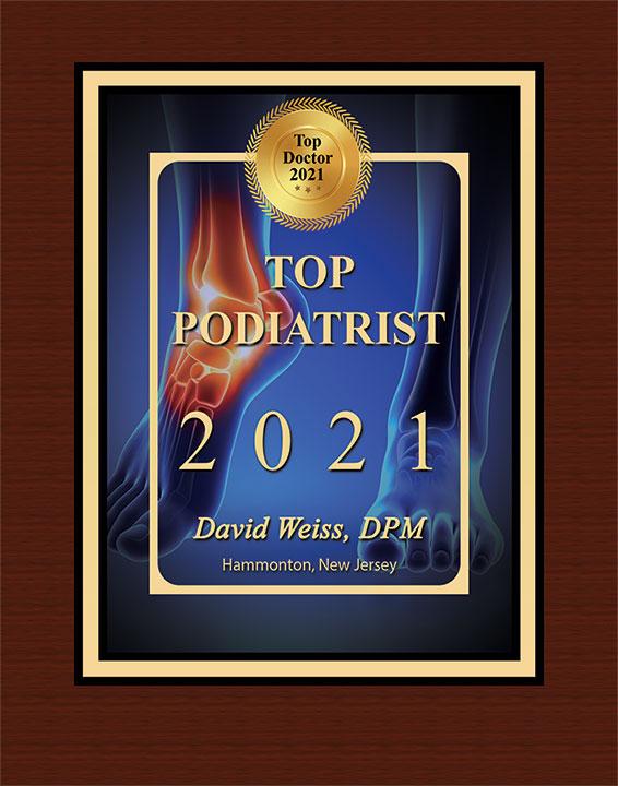 Top Podiatrist 2021