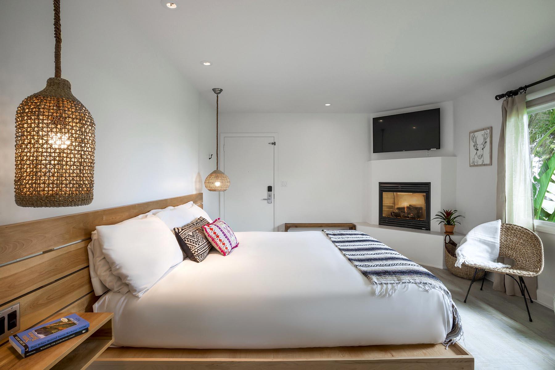 Blue Sands Inn Bedroom