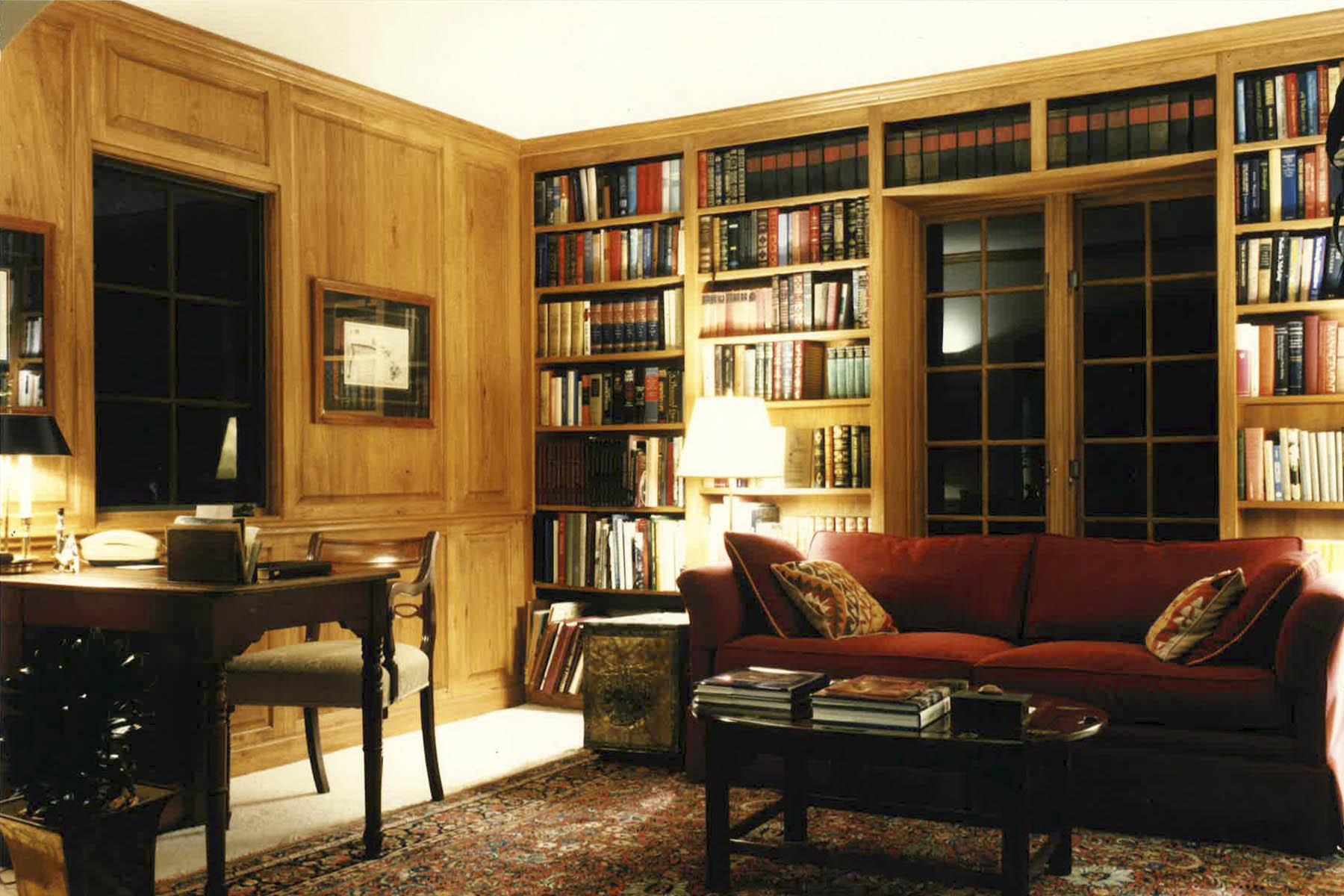 Spieler Design Family Room