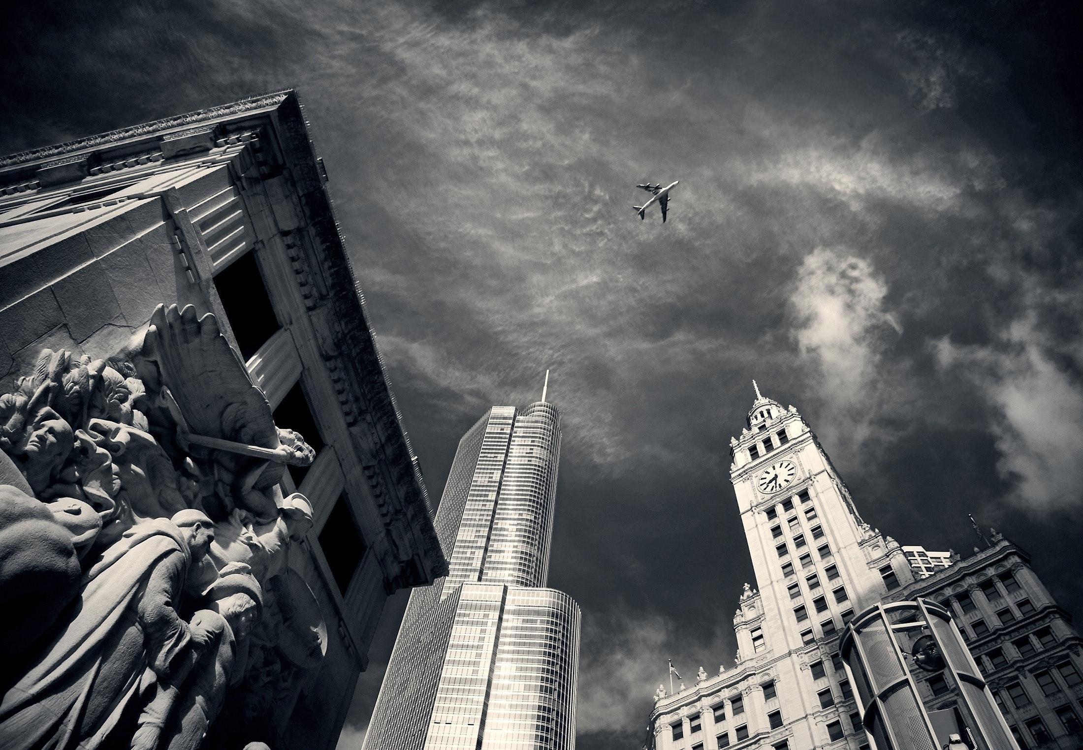aeroplane-airplane-architecture-56590