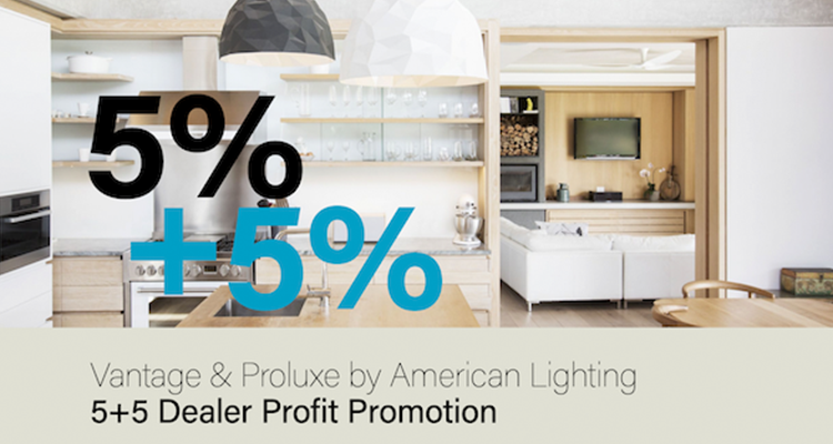 Legrand's Building Control Systems Partners With Proluxe by American Lighting