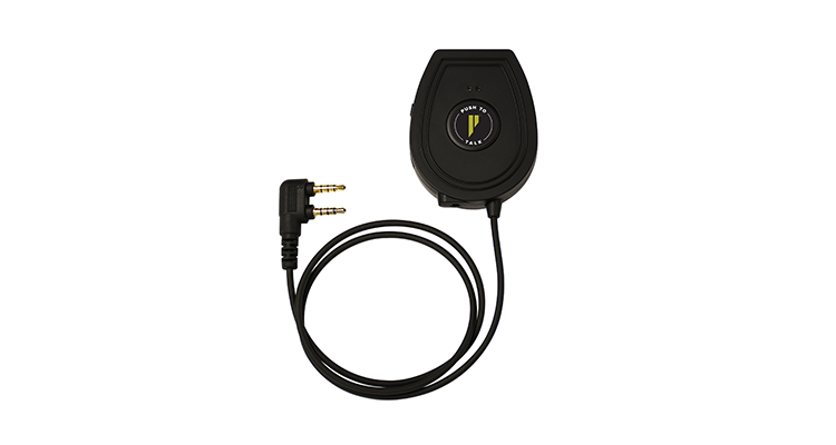Pliant Technologies Intros 4-Wire In/Out Two-Way Radio Headset Adapter