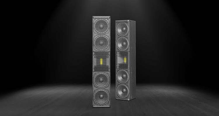 Alcons Audio Announces QRP20 2-Way Column Array System With Increased Projection