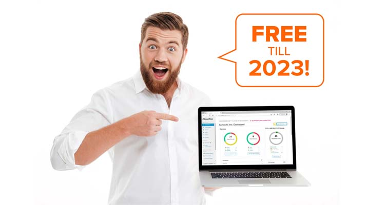 ClearOne's Convergence Cloud AV and Enterprise AV Management Software Will Be Free Until 2023