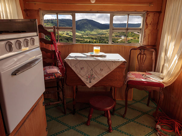 Large Groups Can Do Some Really Big Tiny House Camping