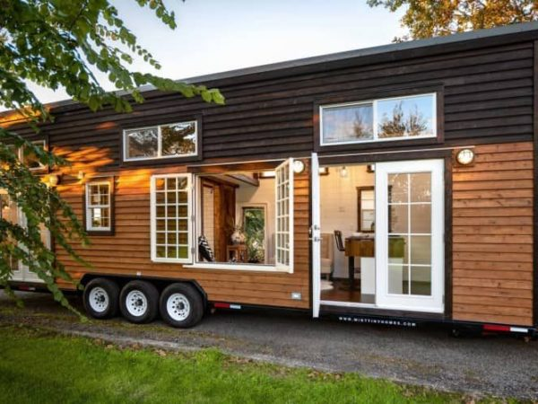 Tiny House Camping and Tiny Houses for Rent near me